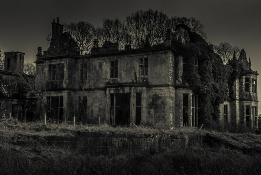 Short Story: The scottish manor
